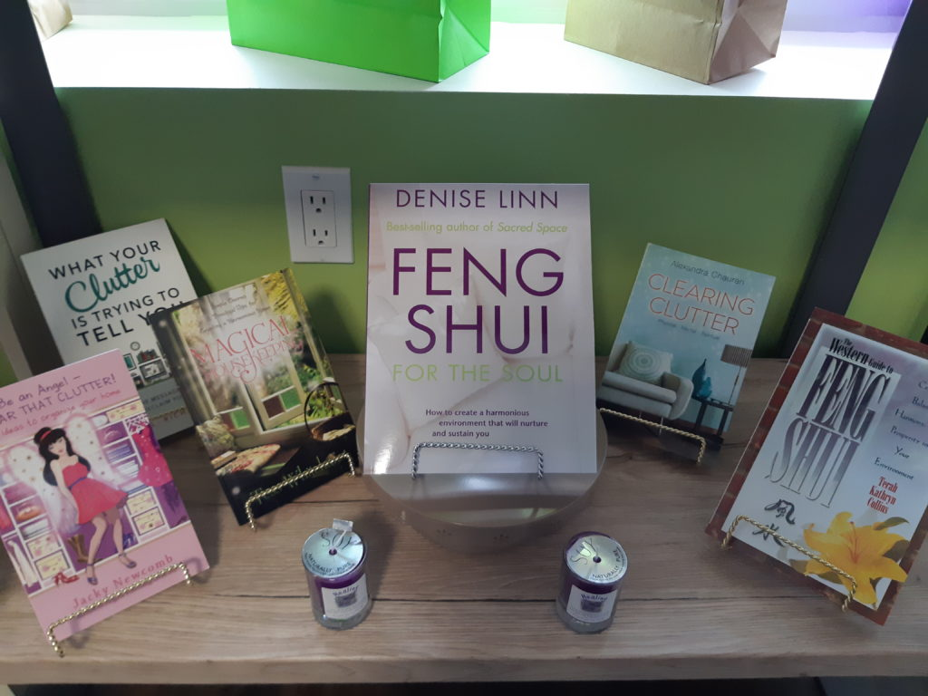 Come in and talk to our very own Certified Feng Shui Practitioner, Amanda!