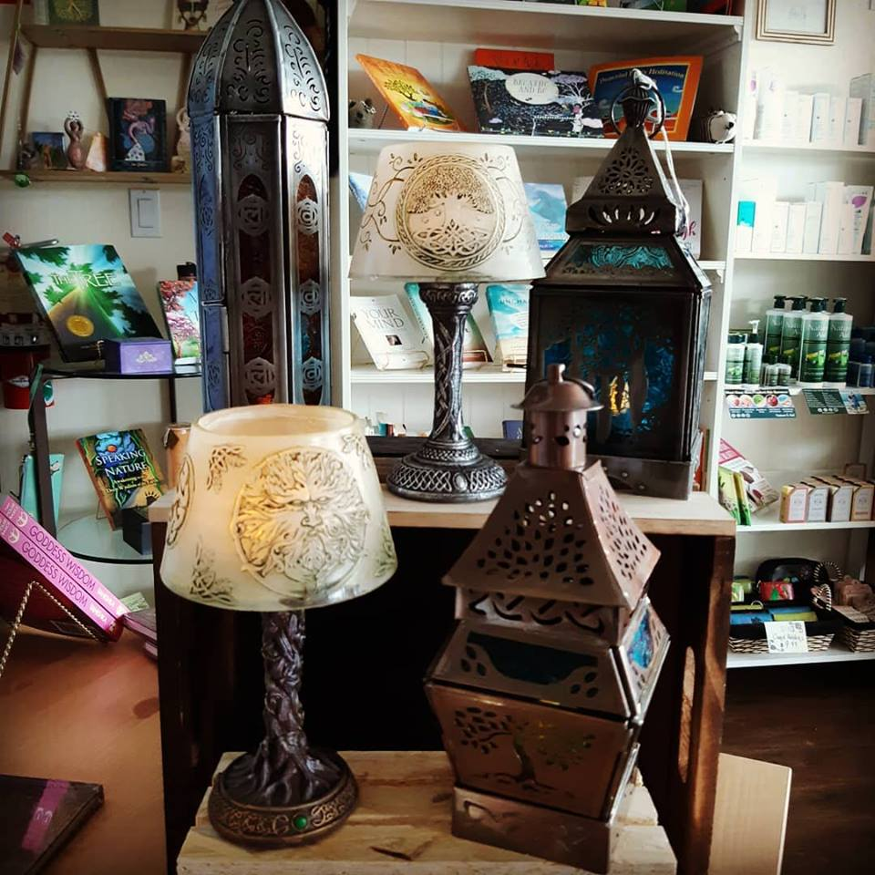 Lanterns, Lamps and puppy dog pants! Ok... no puppy dog pants! But we do have these beauties!