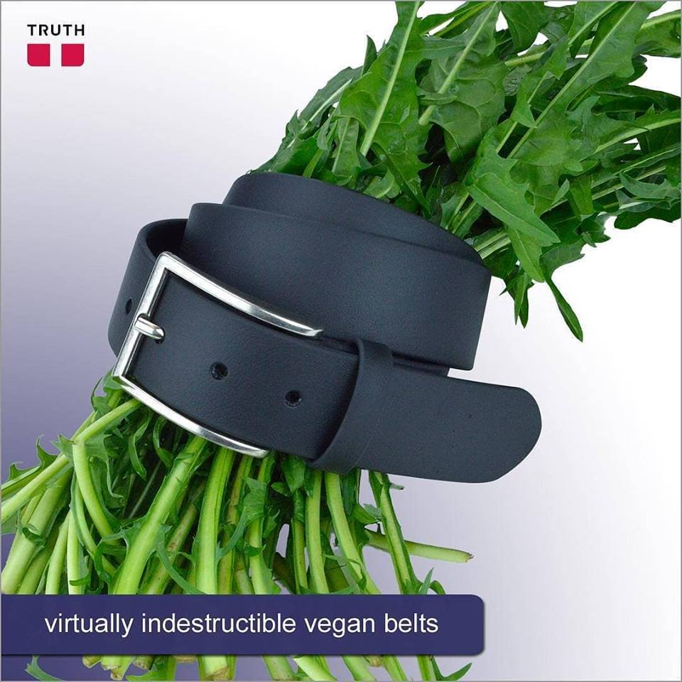 Vegan TruthBelts! Made with love (and a little magic too) in Ontario!