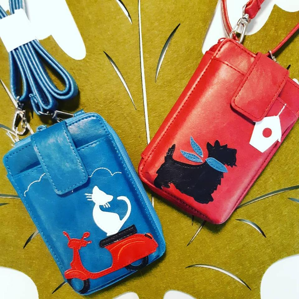 Adorable phone purses have arrived! And new fall purses too!