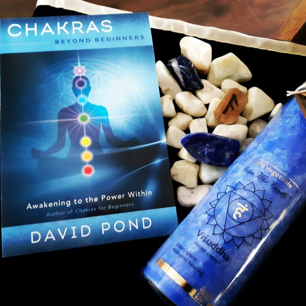 An awakened throat chakra will help us express our authentic truth!