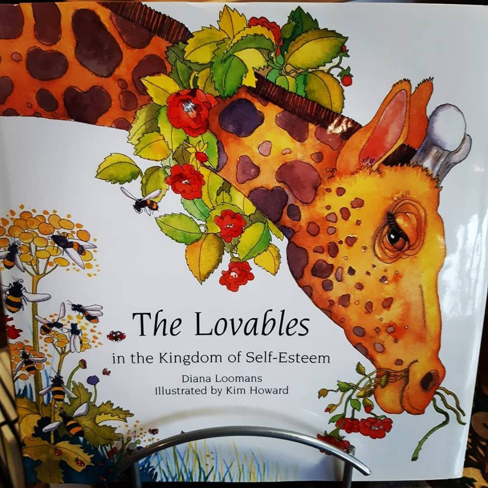 This book has a message for all of us! We are lovable! We are worthy!