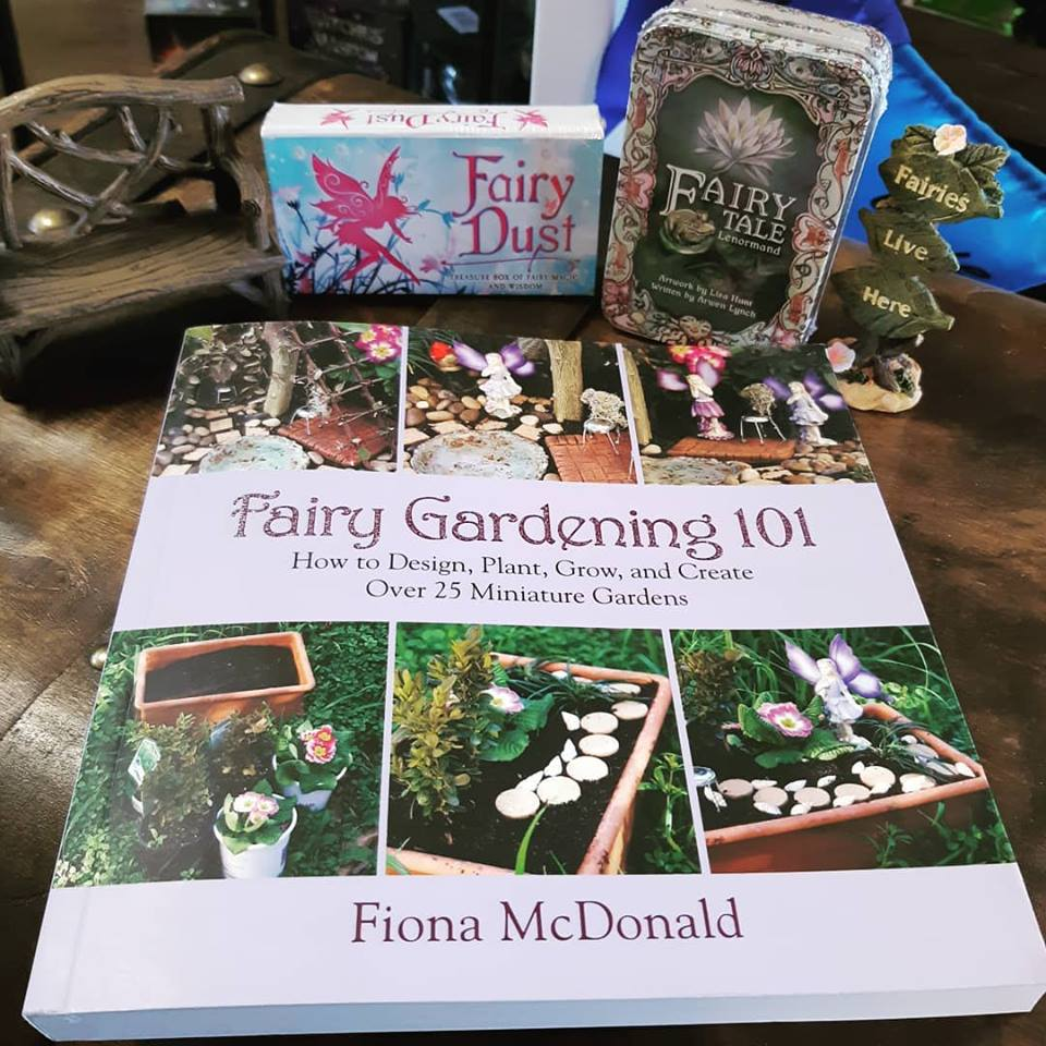 It is a perfect time to start planning your magical fairy garden!