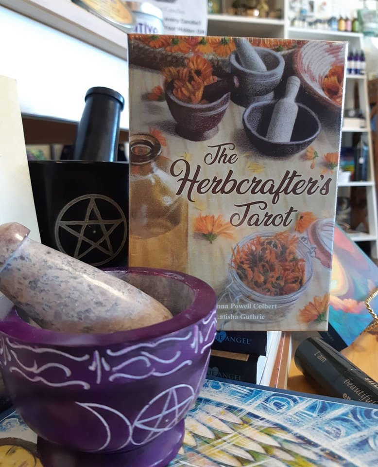 An engaging introduction to herbalism and plant spirit magic!