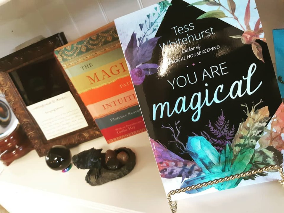 Wednesday August 14th, 2019! A little midweek reminder... You Are Magical!