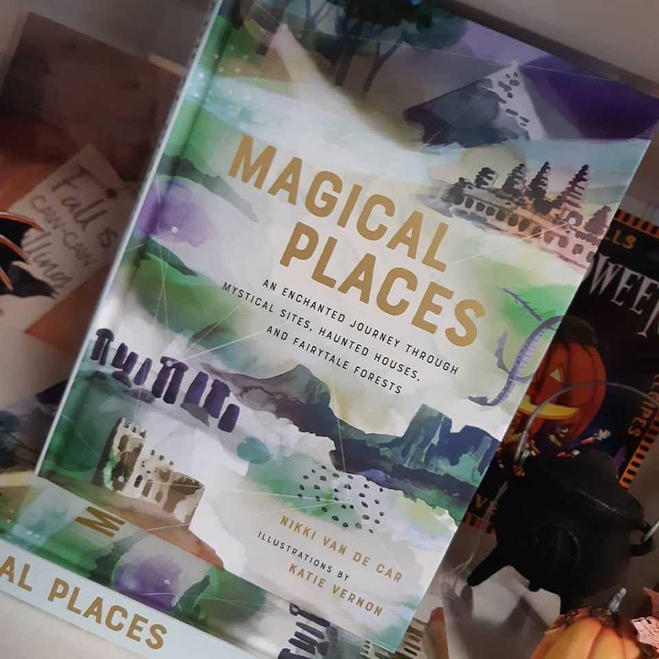 Sacred rituals, mystical rites, and witchy backstories of the world's most wonder-filled places!