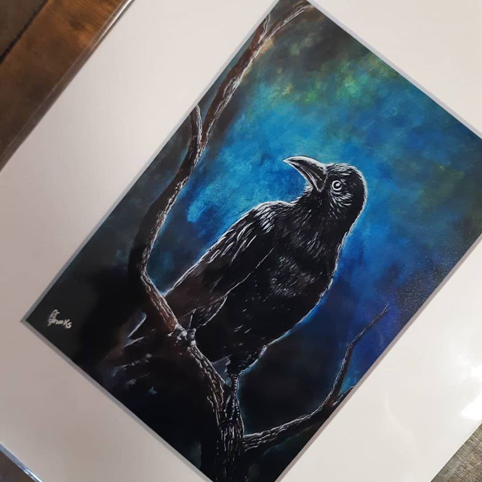 The Emporium is honoured to have the gorgeous and magical local artwork of Colleen Snooks!