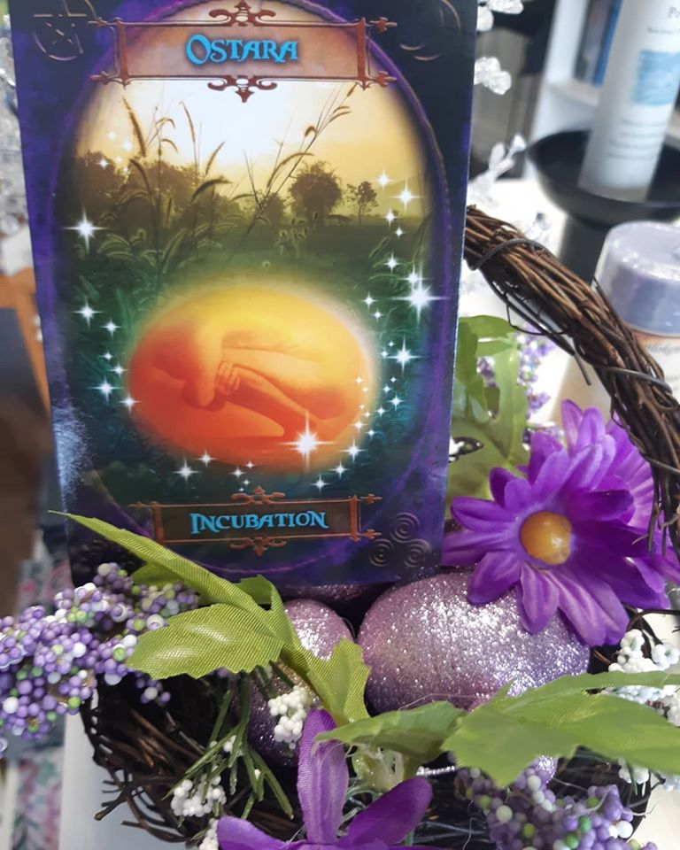 March 20th, 2020! Blessed Ostara, the Spring Equinox is here!